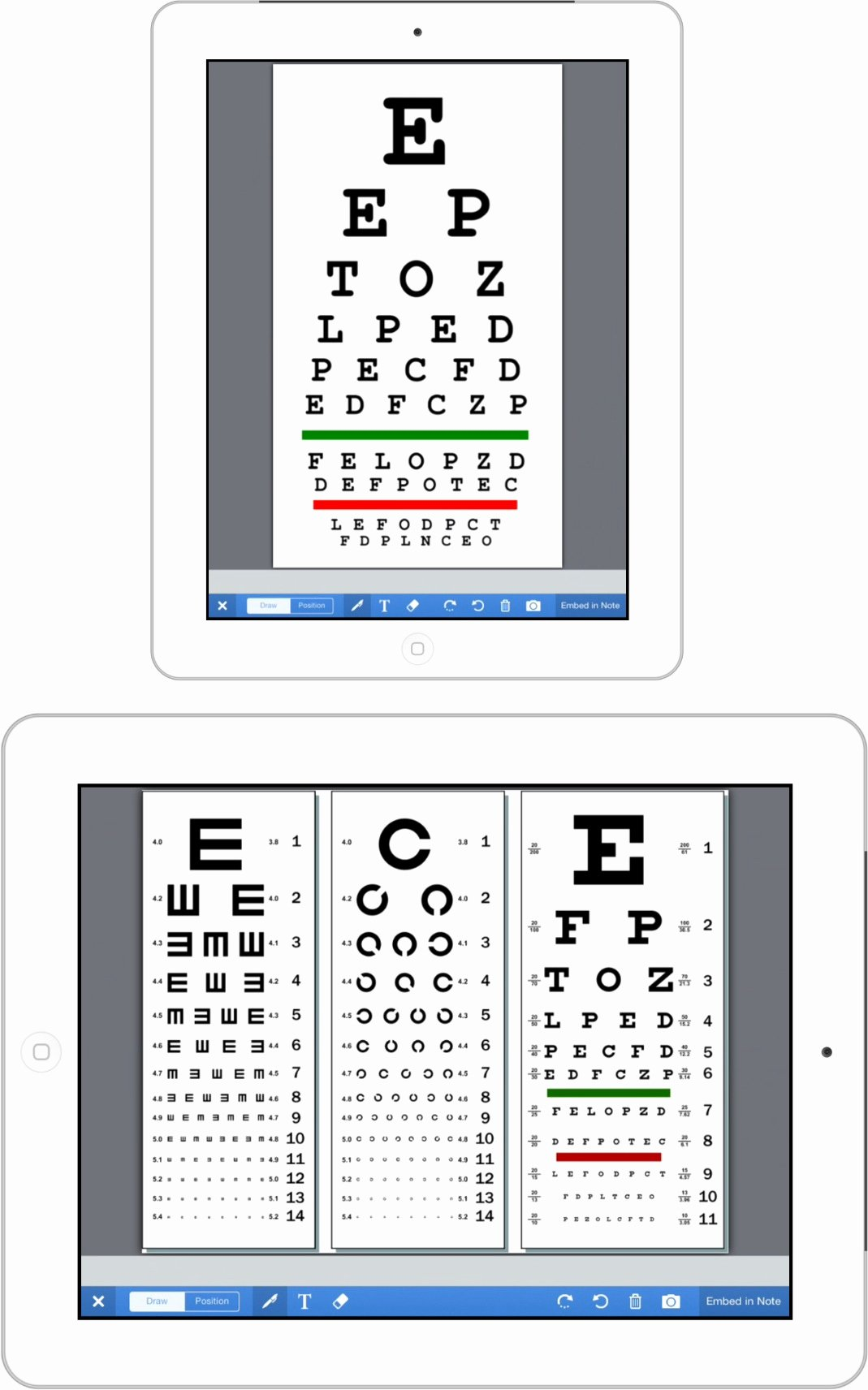 Eye Exam forms Template New Ehr News Drchrono