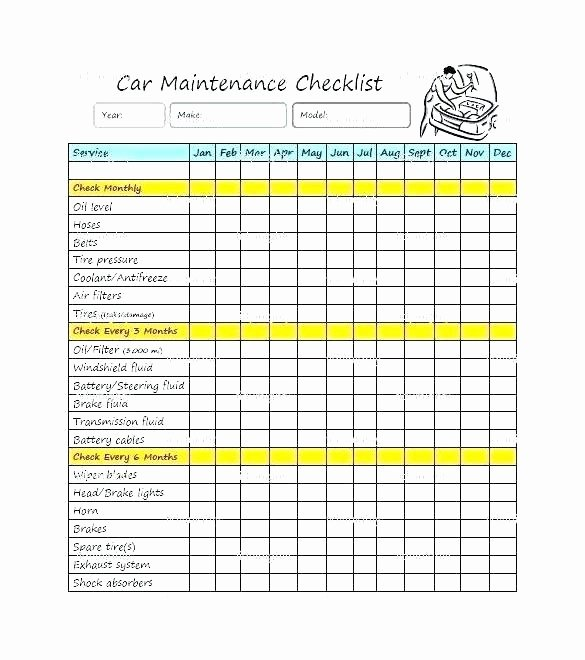 Facility Maintenance Checklist Template Awesome Facility Maintenance Checklist Template – Ddmoon