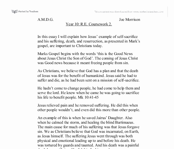 Faith In God Essay New Essay On Faith In God and Self Makes All Things Possible