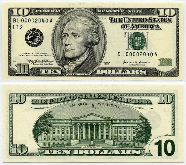Fake 1000 Dollar Bill Printable Awesome Best S Of Printable Play Money Actual Size 1 Dollar