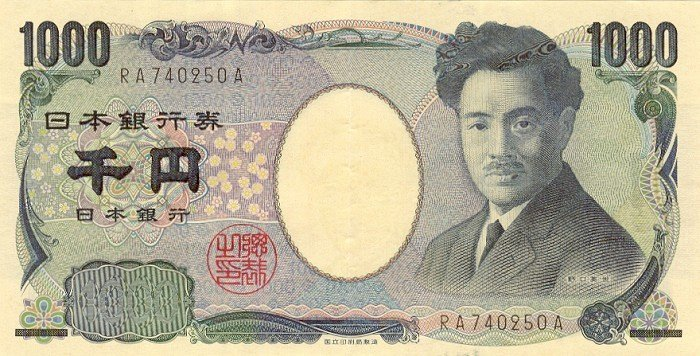 Fake 1000 Dollar Bill Printable Fresh Japanese Yen Jpy Definition