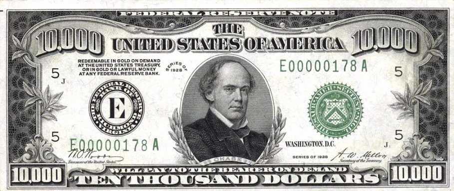 Fake 1000 Dollar Bill Printable New Imagine You Had $10 000 In Cash Buffalo First Wealth