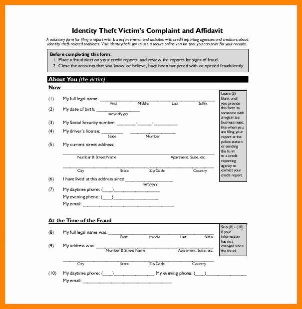 Fake Accident Report Template Luxury 18 Fake Police Report Generator