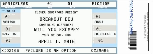 Fake Airline Ticket Generator Beautiful Pin by Hilary Grant On Breakout Edu