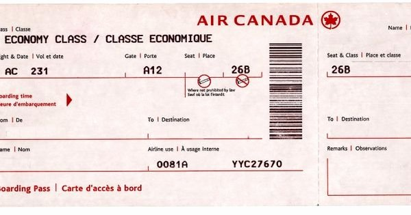 Fake Airline Ticket Generator Best Of How to Generate Fake Airline Tickets Boarding Pass to