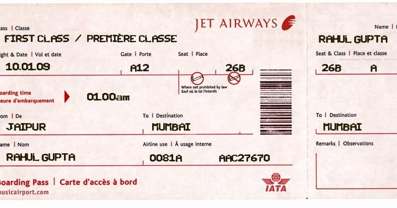 Fake Airline Ticket Generator Fresh Generate Fake Airline Tickets Boarding Pass