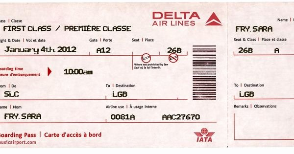 Fake Airline Ticket Generator Luxury Fake Airline Ticket for Surprising Kids I M Using This