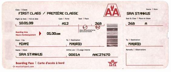 Fake Airline Ticket Generator Unique Fake Boarding Pass