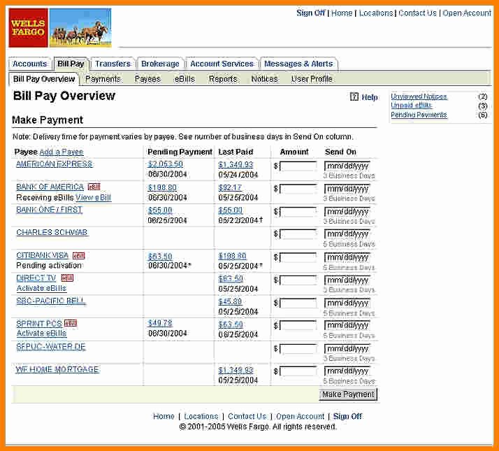 Fake Bank Statements Templates Download Elegant 7 Fake Wells Fargo Bank Statement