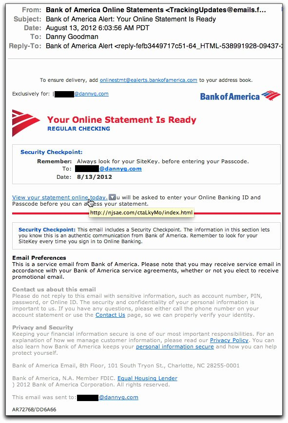 Fake Bank Statements Templates Download Elegant Spam Wars Our Last Best Chance to Defeat Spammers