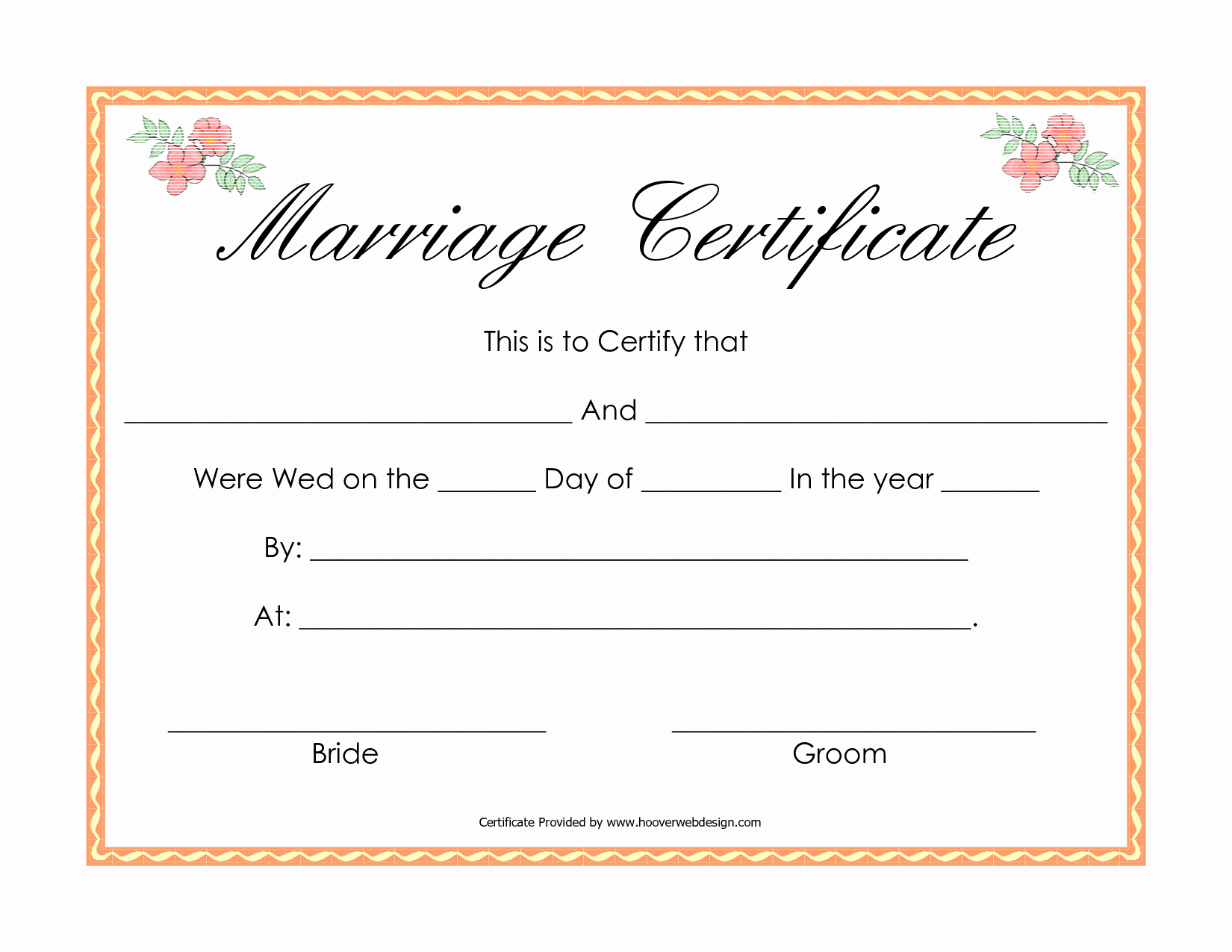 Fake Birth Certificate Template Beautiful Best S Of Printable Fake Marriage License Printable