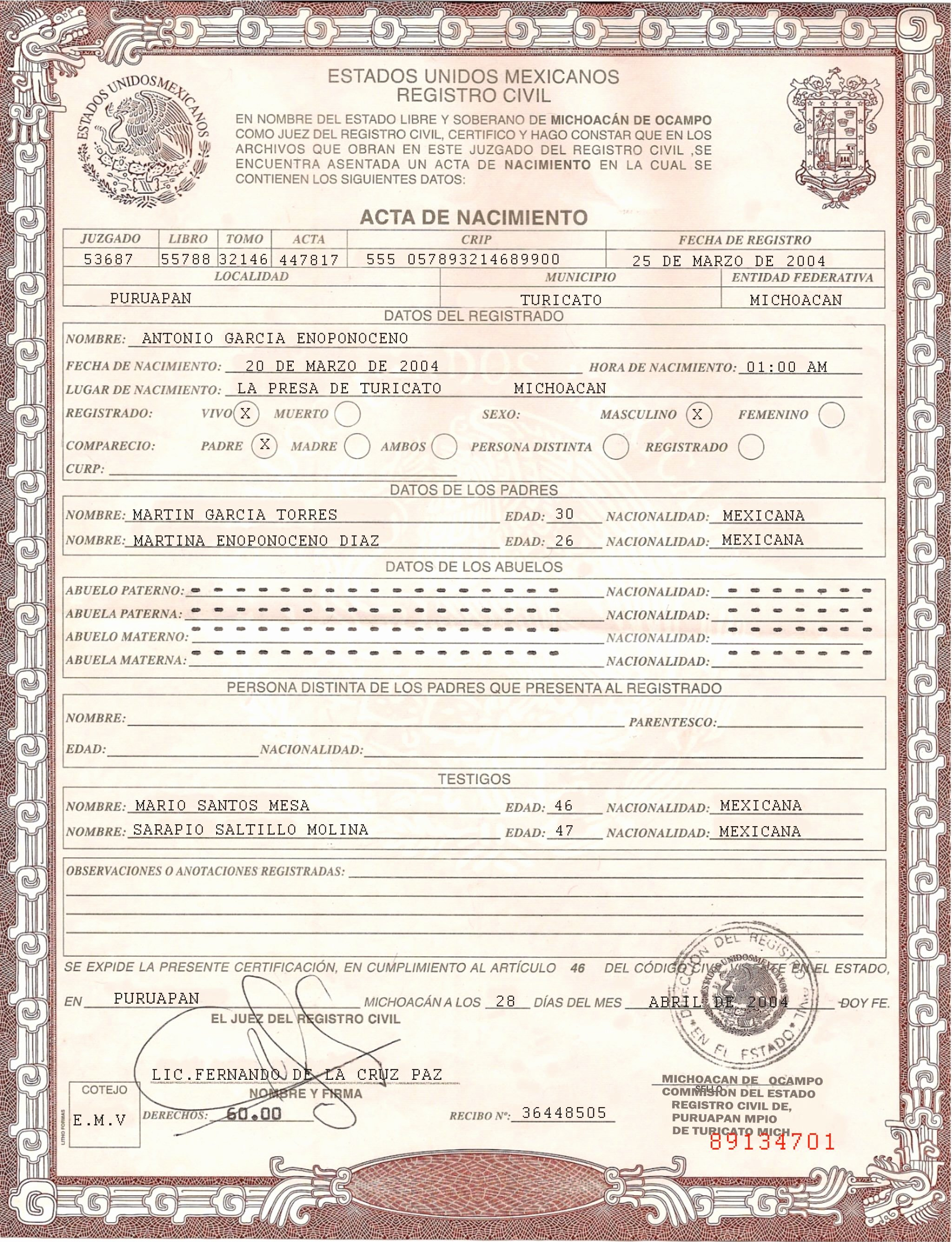 Fake Birth Certificate Template Best Of B&b Inventory Protection Llc