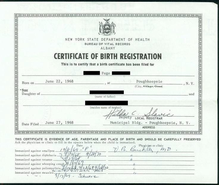 Fake Birth Certificate Template Best Of Best 25 Fake Birth Certificate Ideas On Pinterest