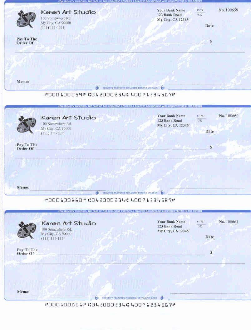 Fake Check Template Lovely Easy to Use Check Writing and Printing software Free