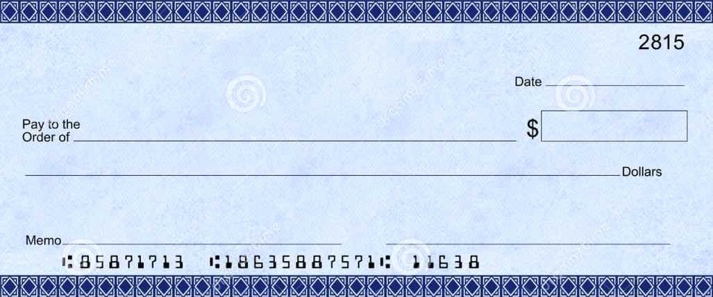 Fake Check Template Lovely Fake Blank Check Template Template Update234