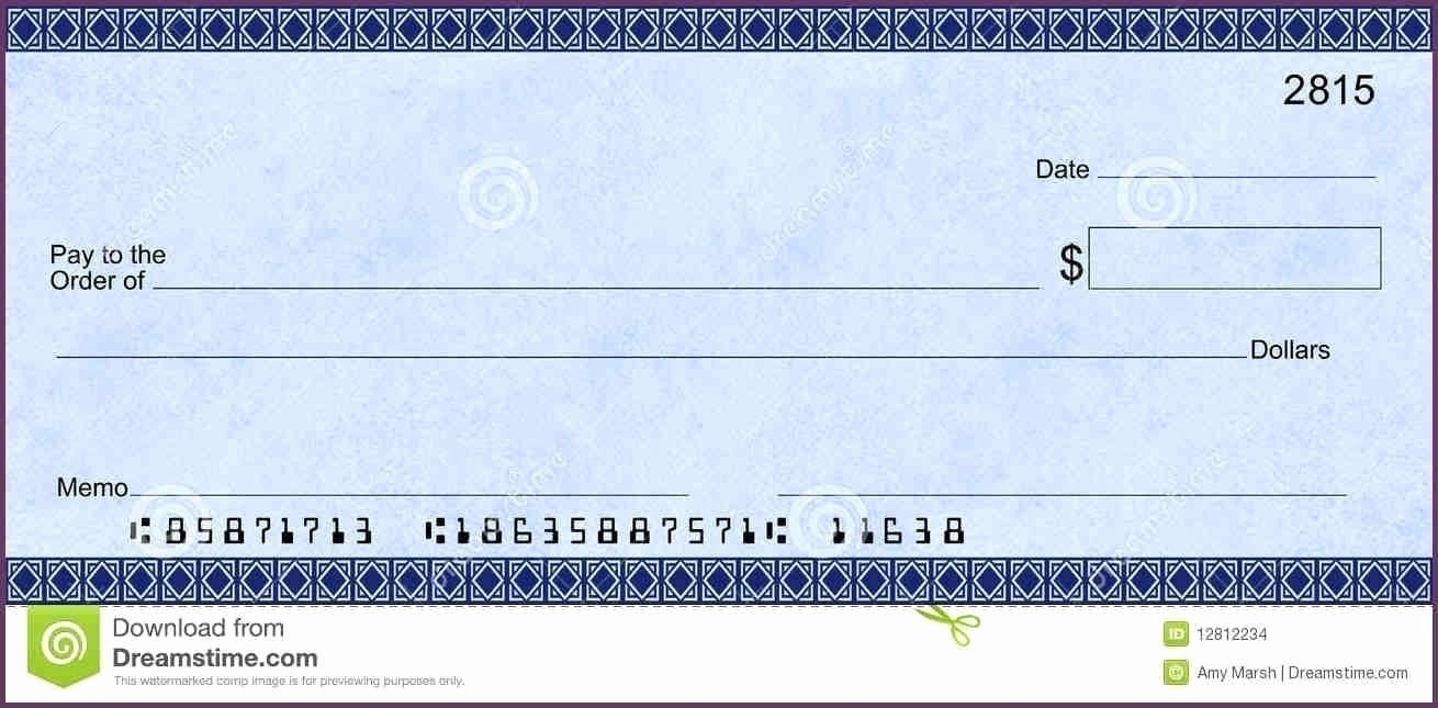 Fake Check Template Microsoft Word Beautiful Cashiers Check Template