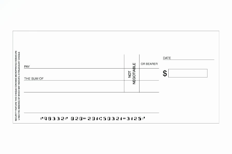 Fake Check Template Word Awesome 12 13 Blank Cheque Template Editable