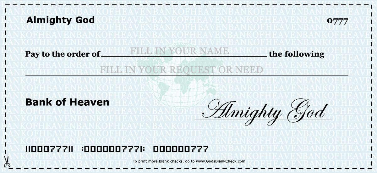 Fake Check Template Word Inspirational A Blank Cheque – the Food Of Champions