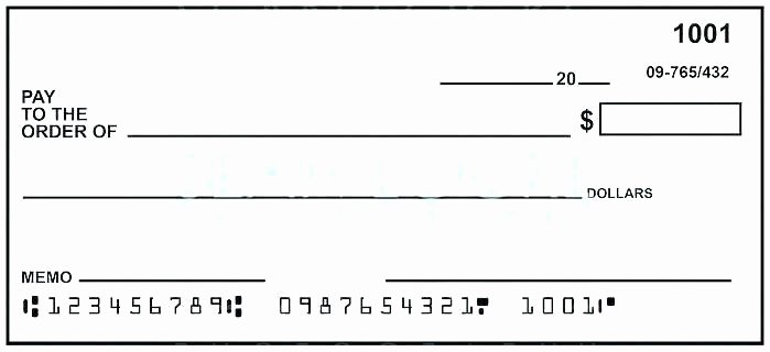 Fake Check Template Word Lovely 15 Free Fake Check Stubs