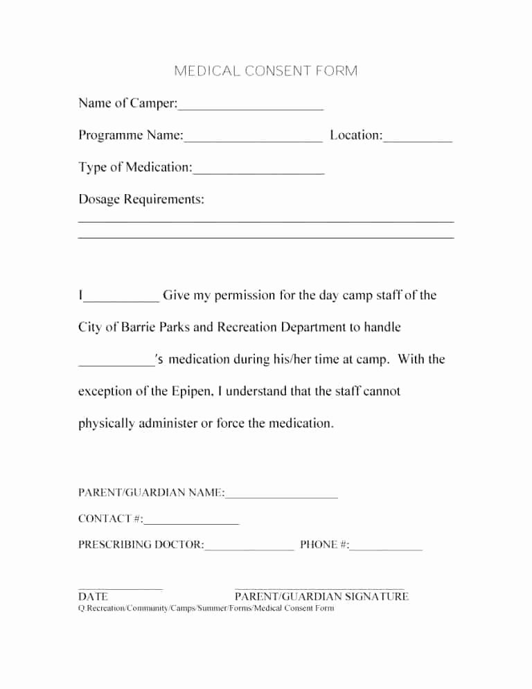 Fake Field Trip form Fresh Permission Slips Fake for School – Rightarrow Template