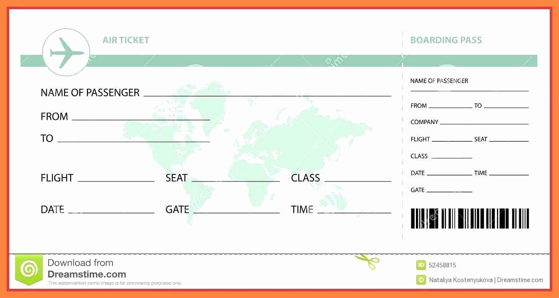 Fake Flight Itinerary Template Luxury Flight Ticket Templateane Ticket Template Royalty Free