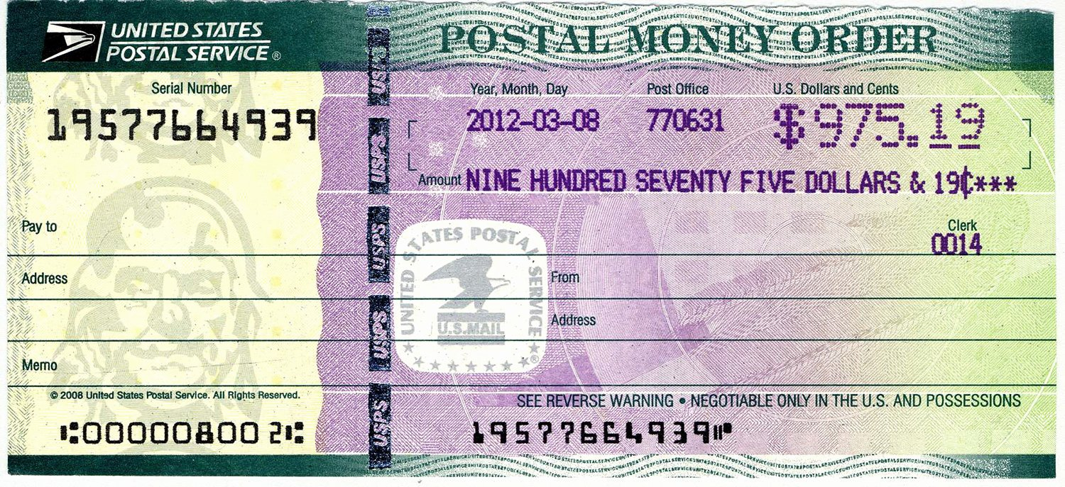 Fake Money order Template Luxury Money order Security Features Behind the Badge