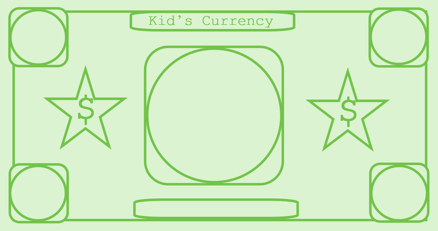 Fake Money Template Fresh Free Clipart N Play Money to Print