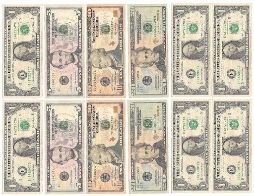 Fake Money Template Fresh Print Play Money Free Printable Play Money
