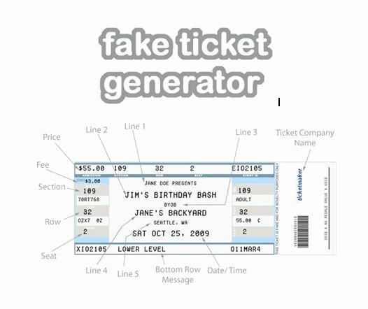 Fake Movie Ticket Generator Fresh 17 Best Images About Digital Stamp Freebies Free