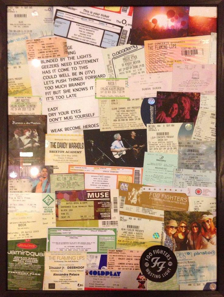 Fake Movie Ticket Generator Lovely the 25 Best Concert Ticket T Ideas On Pinterest