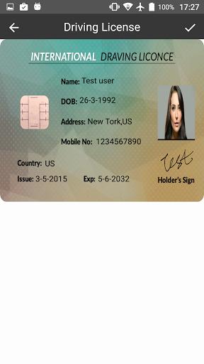 Fake Police Report Generator Awesome Fake Id Card Generator 1 2 Apk