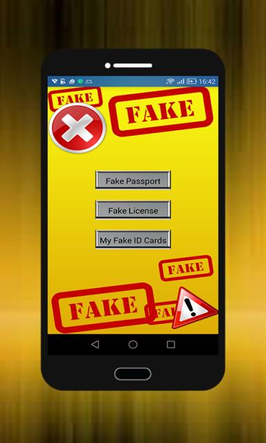 Fake Police Report Generator Inspirational Id Card Generator Fake