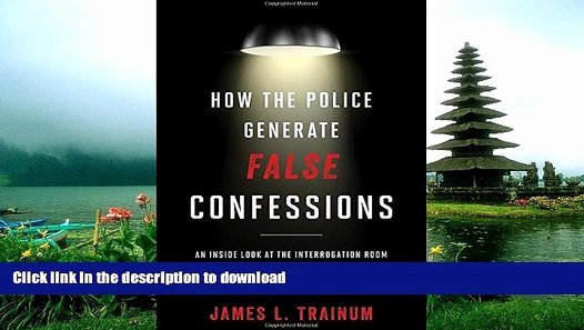Fake Police Report Generator Unique Best Pdf How the Police Generate False Confessions An