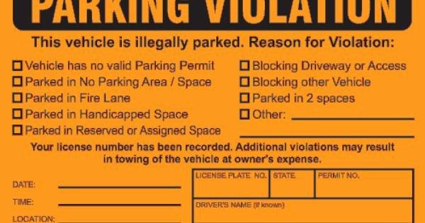 Fake Police Ticket Generator Awesome Parking Ticket Google Search Pranks