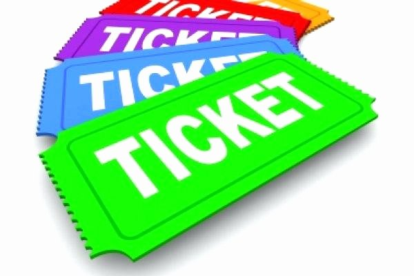 Fake Police Ticket Generator Best Of Raffle Ticket Generator Free – Template Gbooks