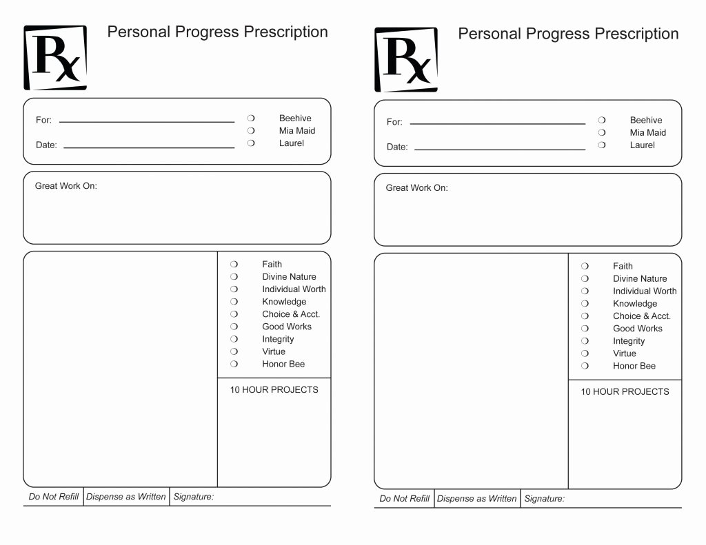 Fake Prescription Pad Template Unique Fake Prescription Label Template Lavanc