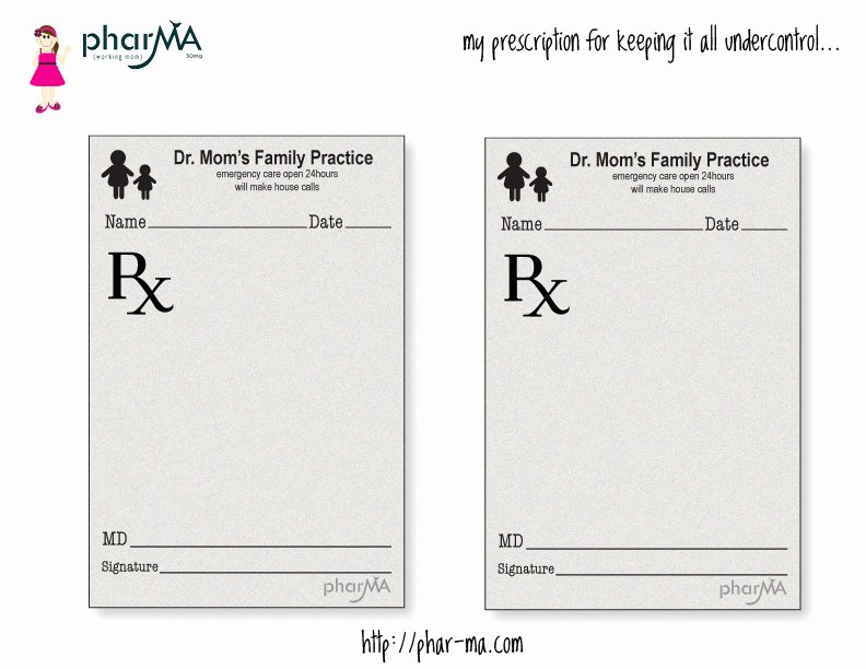 Fake Prescription Template Beautiful Prescription Pads Template for Doctors Ninareads