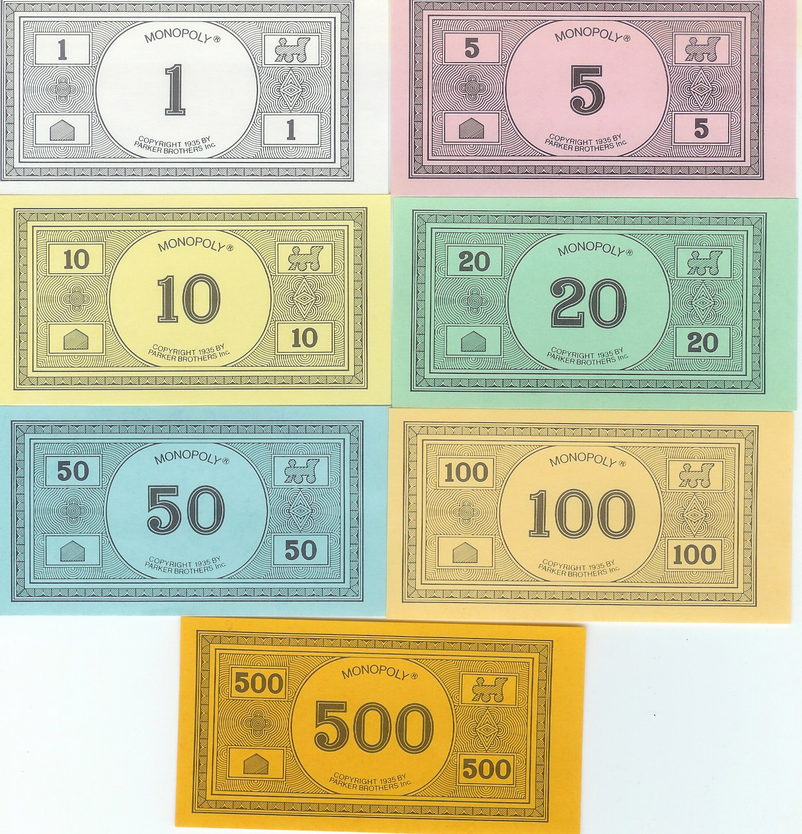 Fake Printable Money Beautiful [mcdonalds] Buy A Large Fries at Mcdonald S with Monopoly