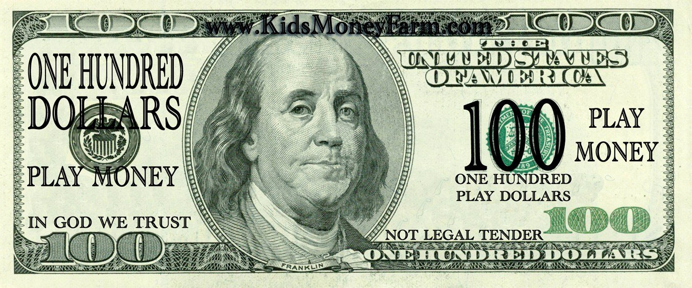 Fake Printable Money Elegant Fake Printable Money Sheets