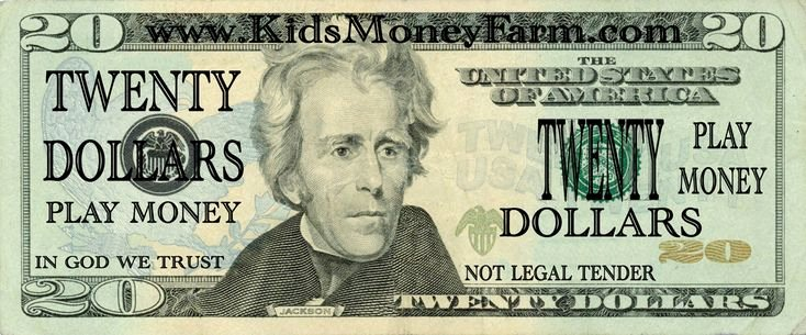 Fake Printable Money Luxury Money to Print Fake Play Money Templates