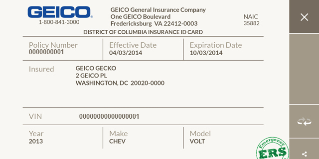 Fake Proof Of Insurance Template Beautiful Car Insurance Card Template Free