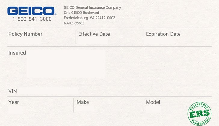 Fake Proof Of Insurance Templates Elegant Free Fake Auto Insurance Card Template