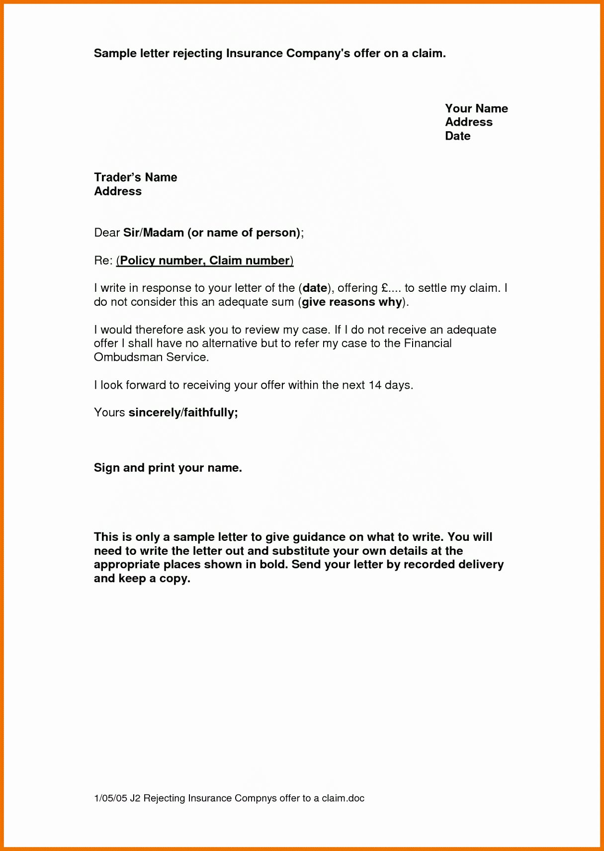 Fake Proof Of Insurance Templates Fresh Proof Auto Insurance Letter Template Examples