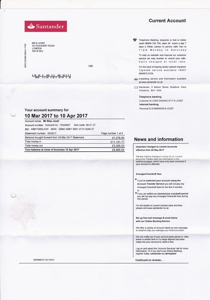 Fake Utility Bill Template Inspirational Fake Utility Bill Template Rusinfobiz