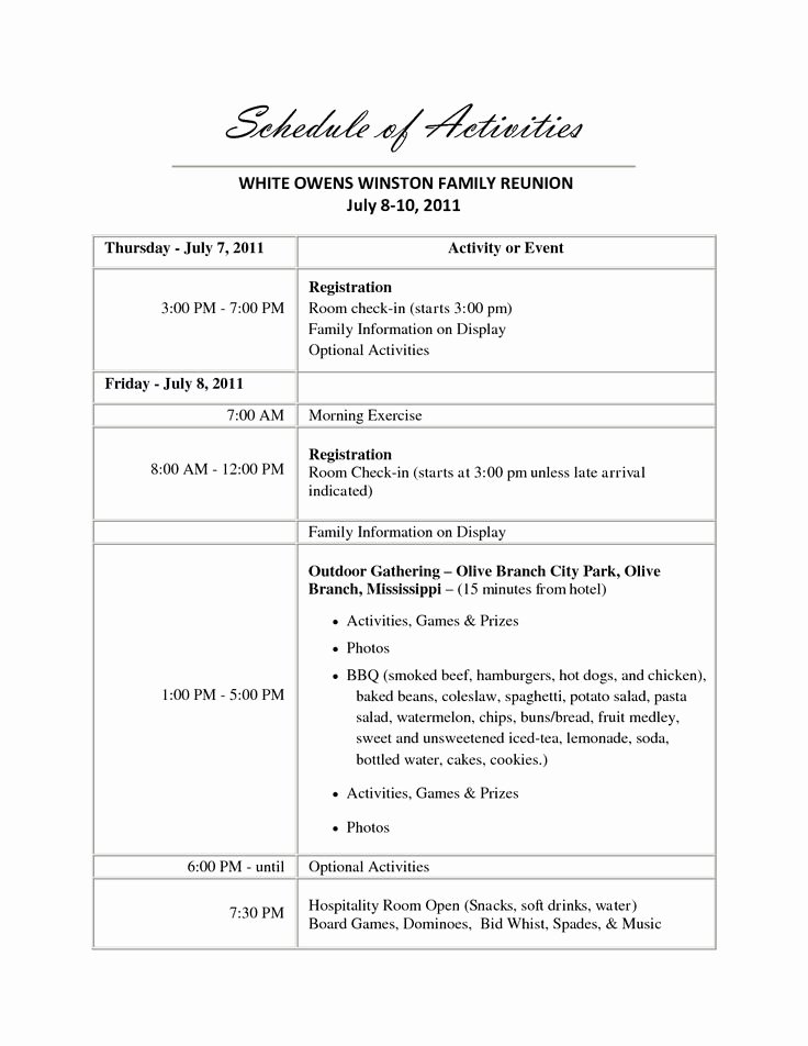 Family Reunion Agenda Template Best Of Best 25 Family Reunion Invitations Ideas On Pinterest
