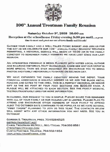 Family Reunion Agenda Template Fresh 36 Best Images About Family Reunion Ideas On Pinterest