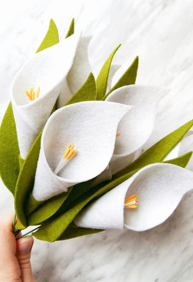 Felt Rose Pattern Luxury 25 Best Ideas About Felt Flower Tutorial On Pinterest