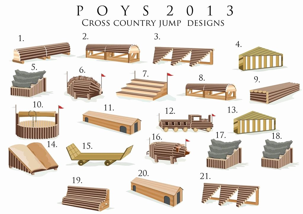 Fence Cup Design Template Beautiful Deviantart More Like Poys 2013 Cross Country Jump Designs