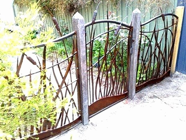Fence Cup Design Template New Iron Garden Fence Black Steel 3 Rail Fence Panel – Bejavfo