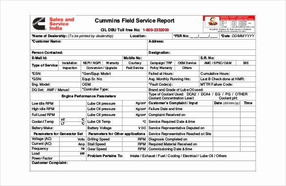Field Report Example Elegant Sample Service Report Template 30 Free Word Pdf Apple